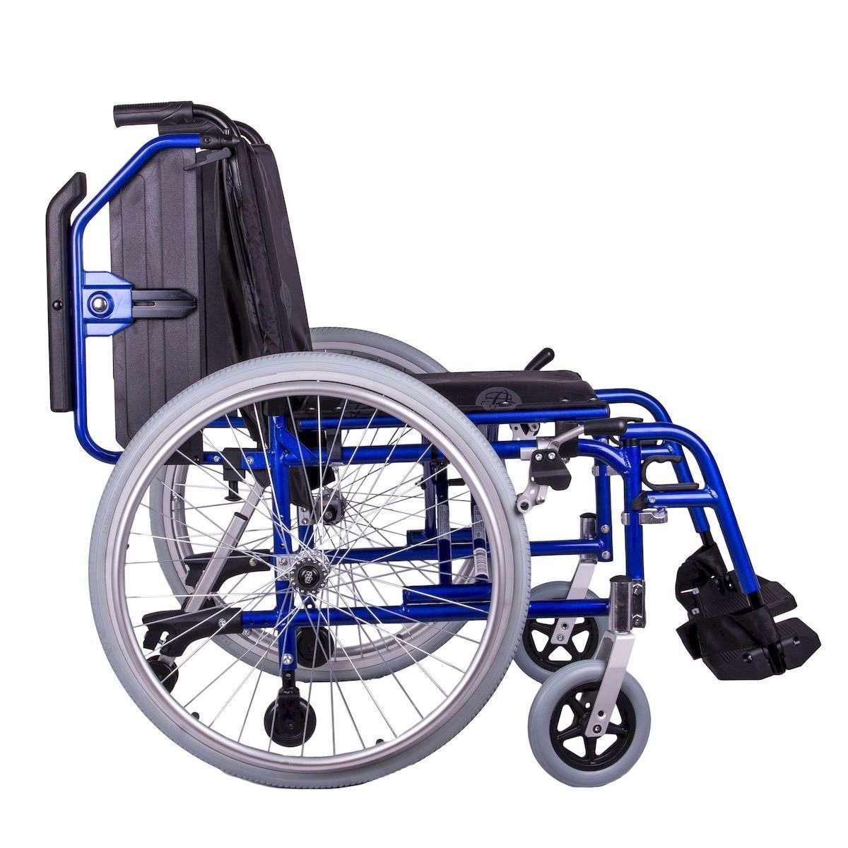Легкая инвалидная коляска, OSD Light 3 Blue