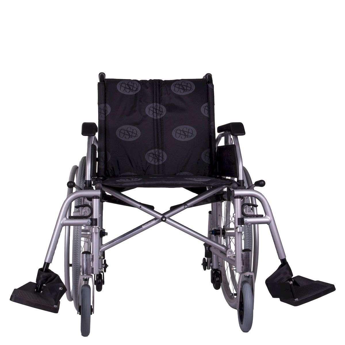 Легкая инвалидная коляска, OSD Light 3 Grey