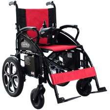 Складная инвалидная коляска с электромотором, OSD-LY5213