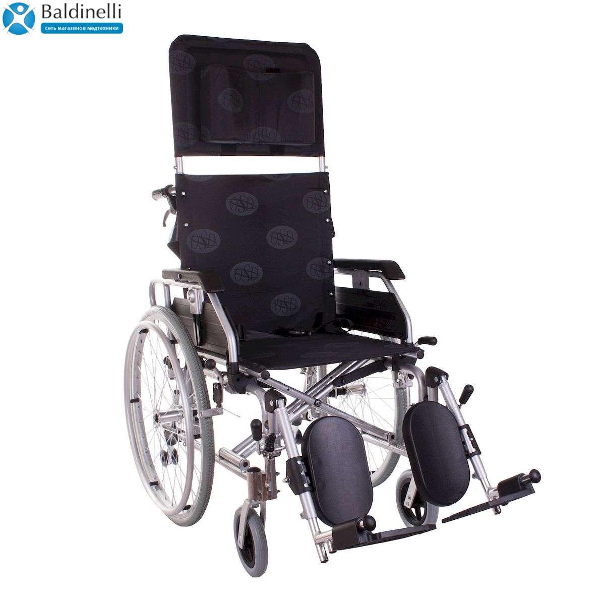 Многофункциональная инвалидная коляска, OSD Recliner Modern
