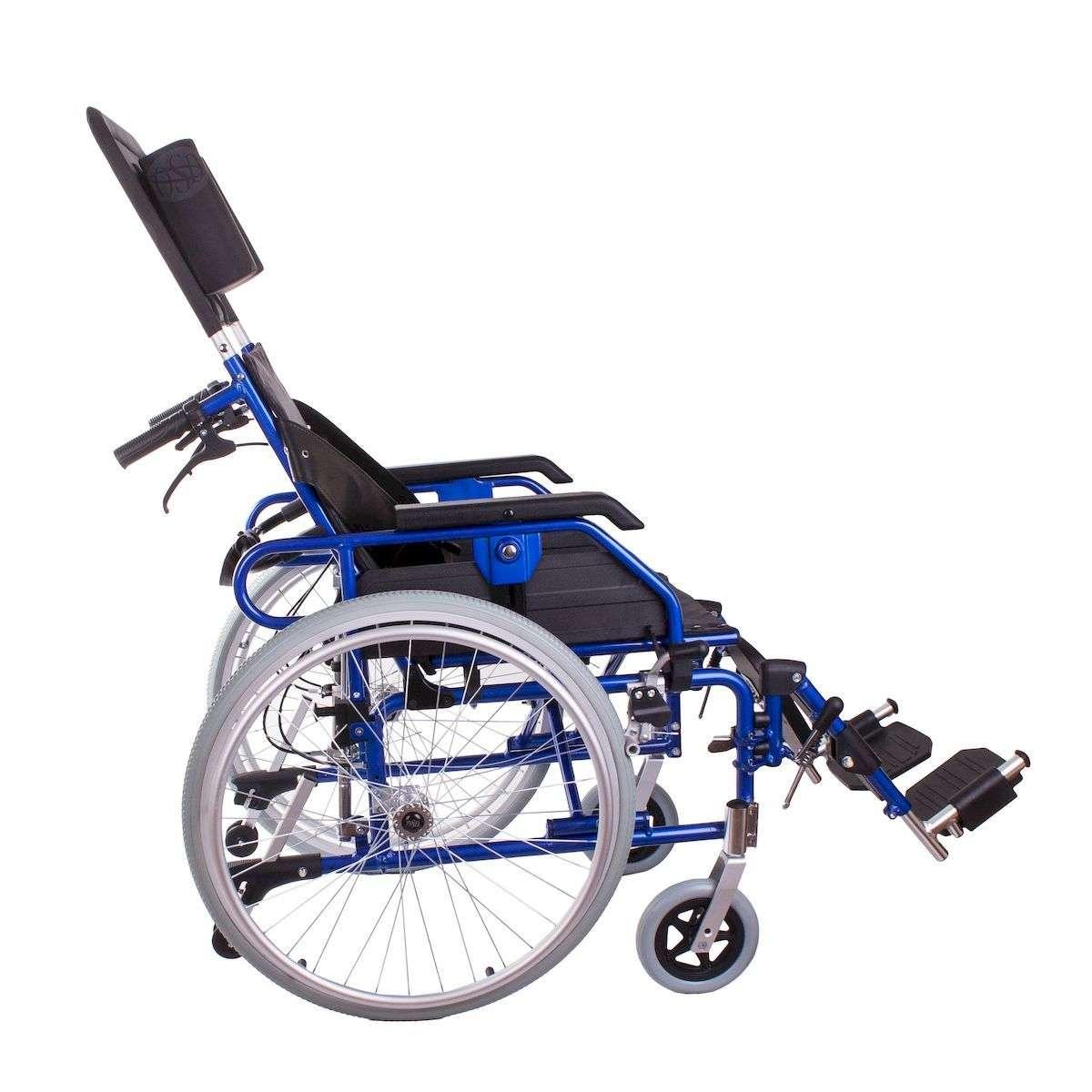 Многофункциональная инвалидная коляска, OSD Recliner Modern Blue