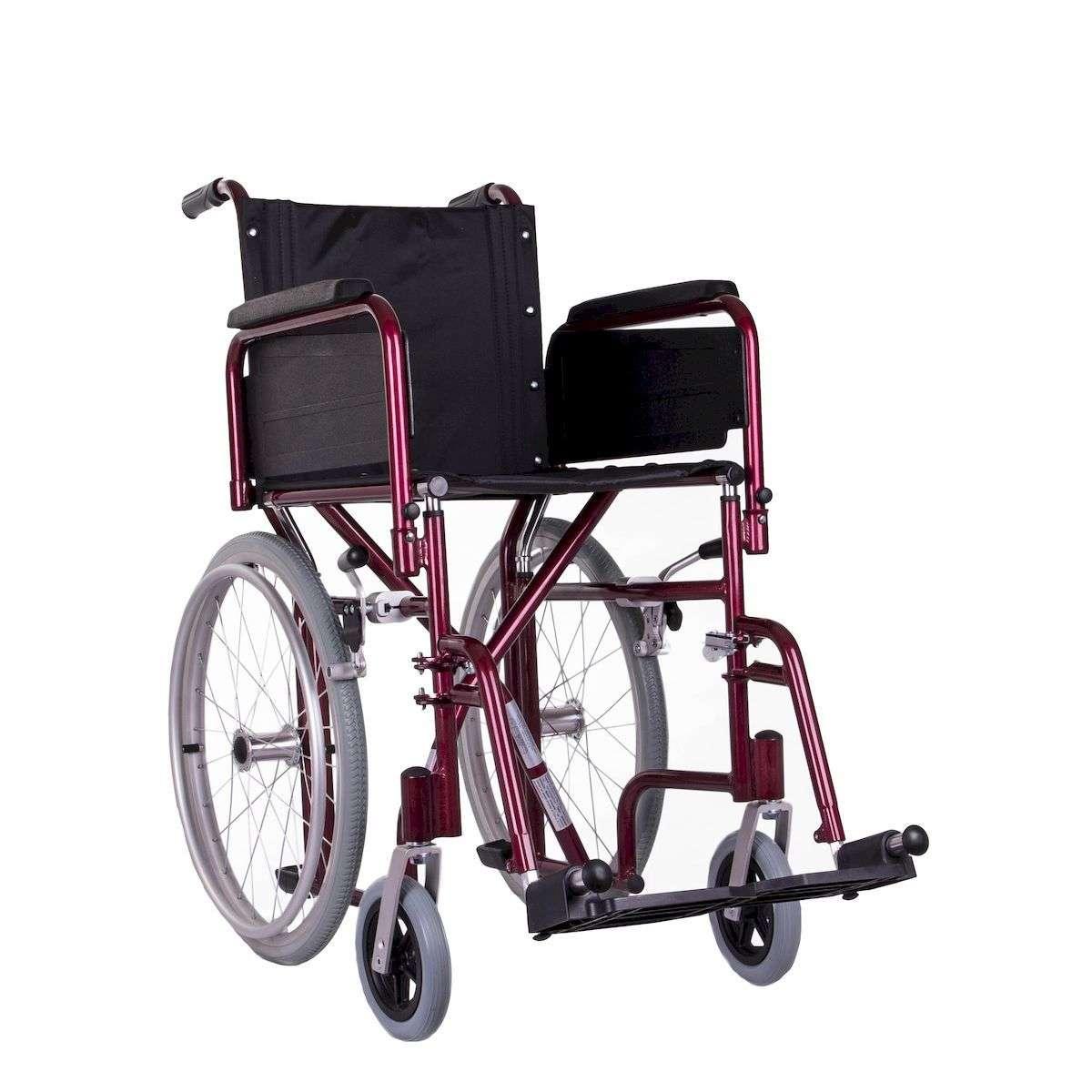 Узкая инвалидная коляска, OSD Slim