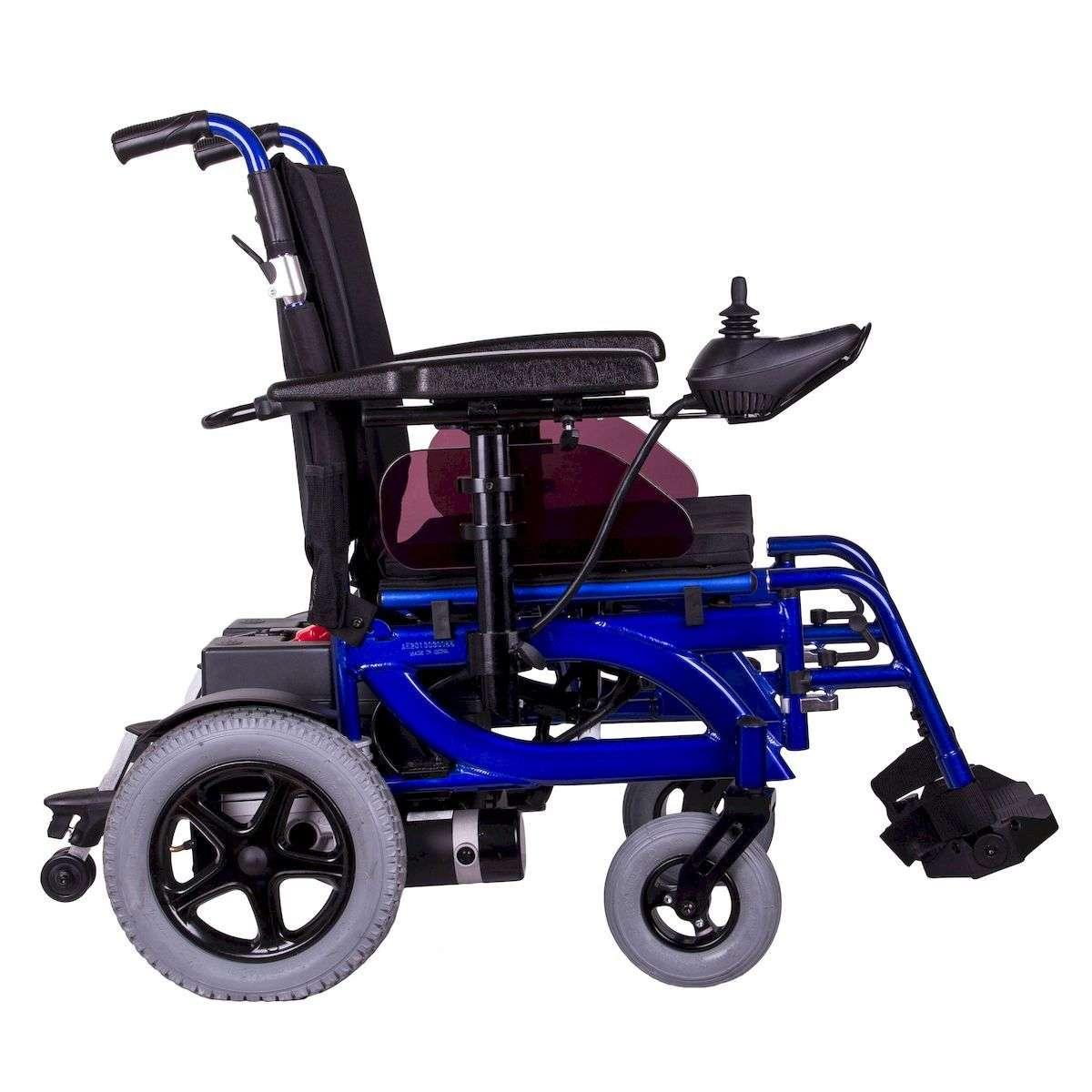 Складная коляска с электроприводом, OSD PCC
