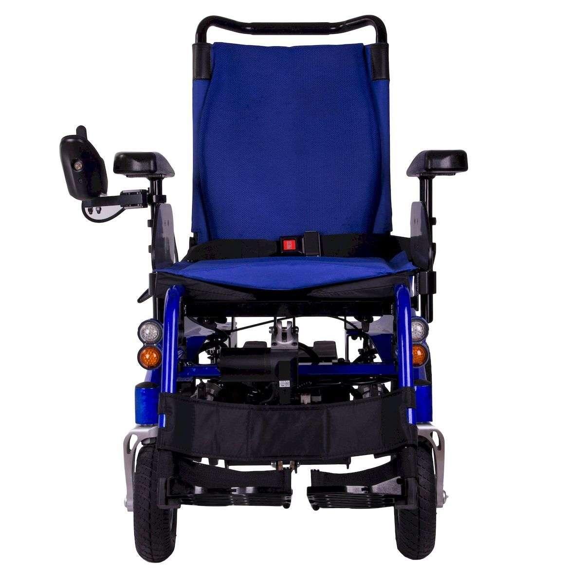 Многофункциональная коляска с электроприводом, OSD Rocket 3
