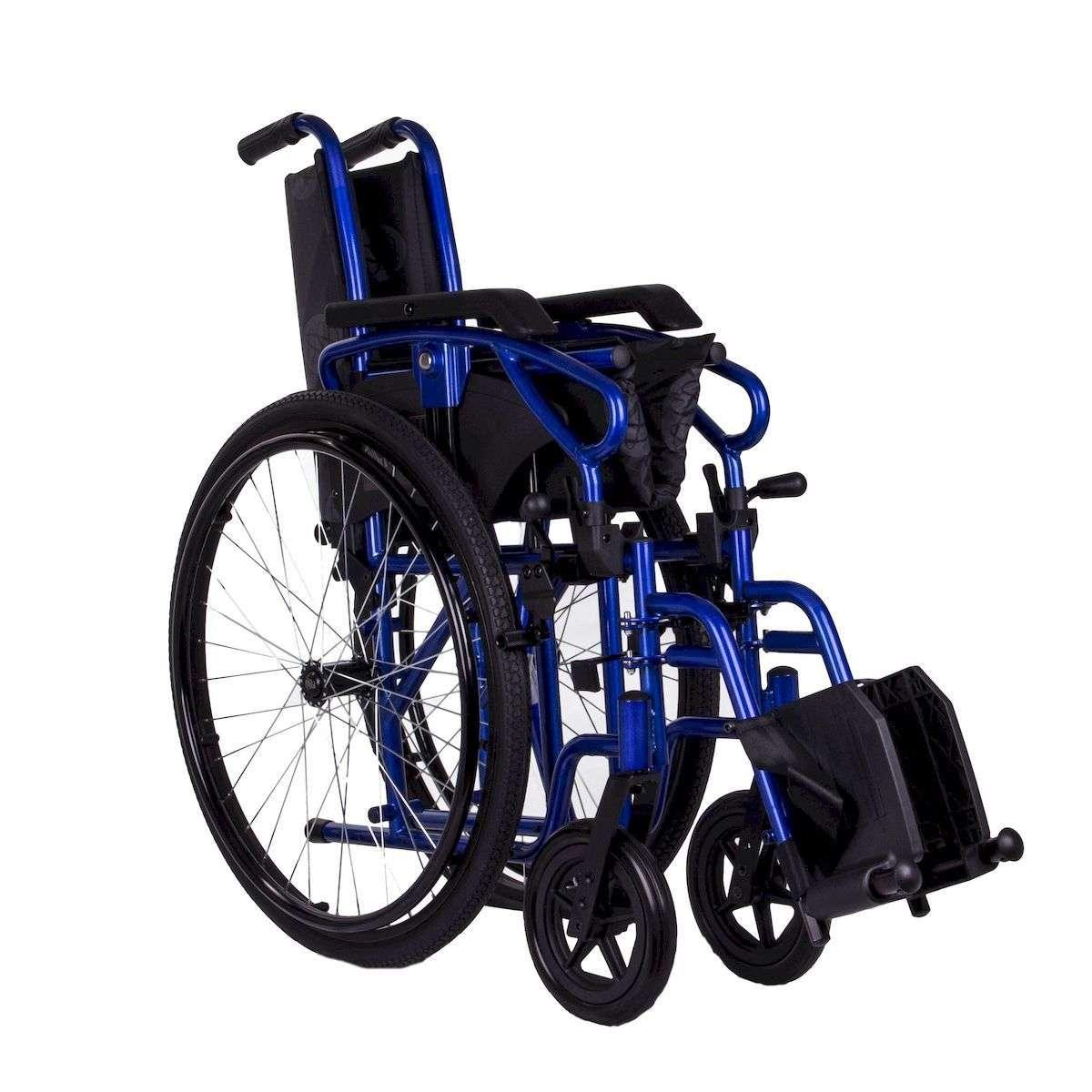 Стандартная инвалидная коляска, OSD Millenium 3 Blue