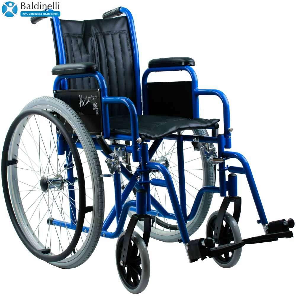 Механическая инвалидная коляска, OSD-STP-35