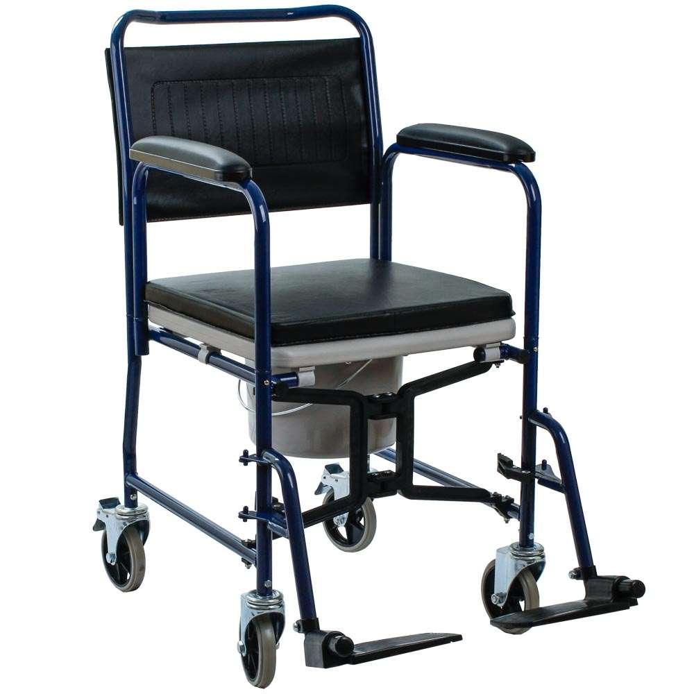 Кресло-каталка с санитарным оснащением OSD-YU-JBS367A