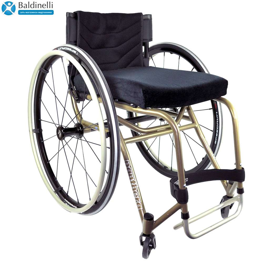 Активная коляска Panthera U2 Light