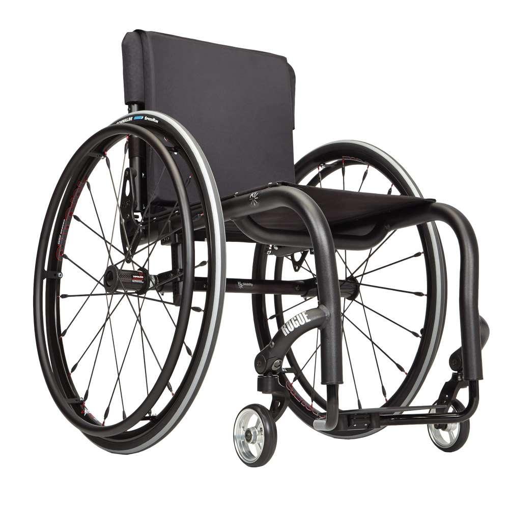 Активная складная коляска Rogue