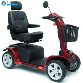 Скутер с электромотором, OSD Maxi Plus