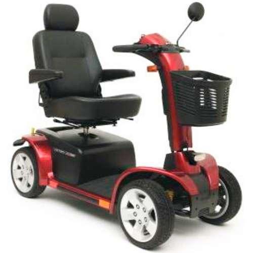 Скутер с электромотором OSD Maxi Reale