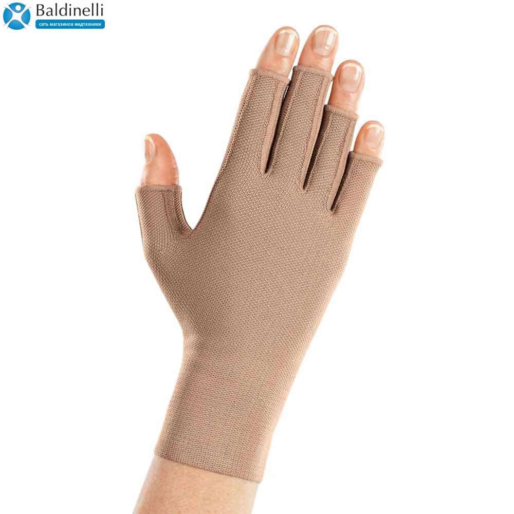 Перчатка с компрессионными пальцами mediven 95 ARMSLEEVES, I класс, 760-II