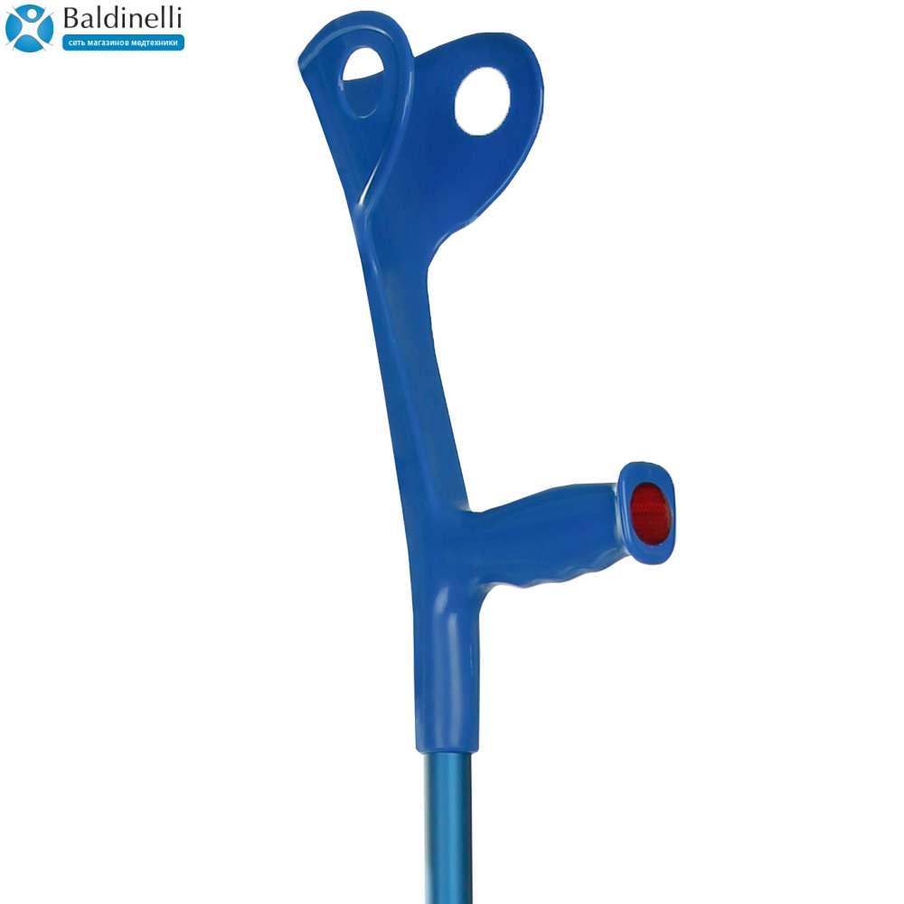 Подлокотный костыль (синий), OSD-BL580201