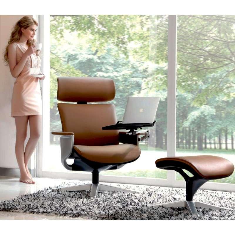 Кресло-реклайнер для дома и офиса, Nuvem Lux
