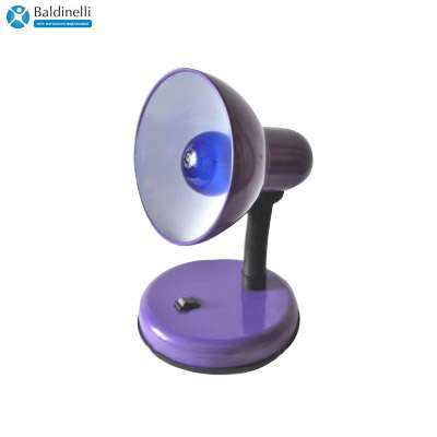 Настольная синяя лампа Kvartsiko