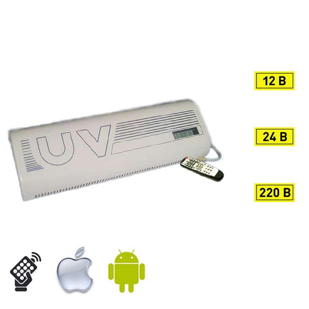 Аппарат ультрафиолетового излучения с дистанционным управлением KVARTSIKO™, УФИТ-СД
