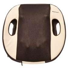 Массажная подушка для спины «ZENET» ZET-728