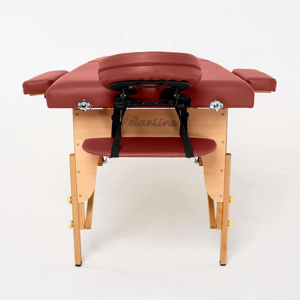 Складной 2-х секционный массажный стол RelaxLine Lagune, 50104