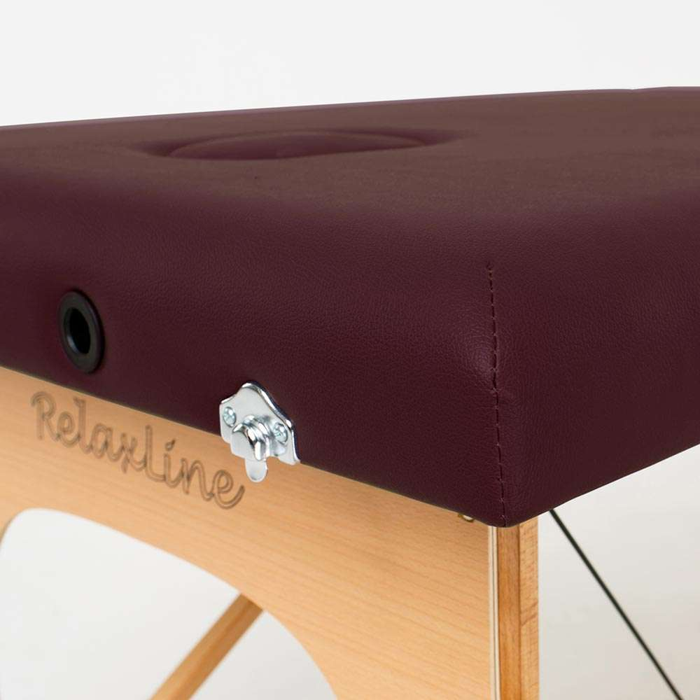 Складной 2-х секционный массажный стол RelaxLine Lagune, 50105