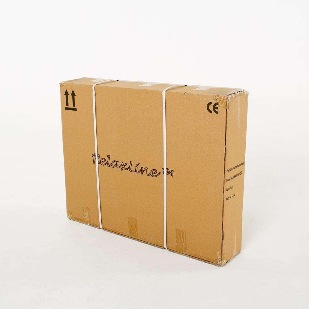 Складной 2-х секционный массажный стол RelaxLine Cleopatra, 50114