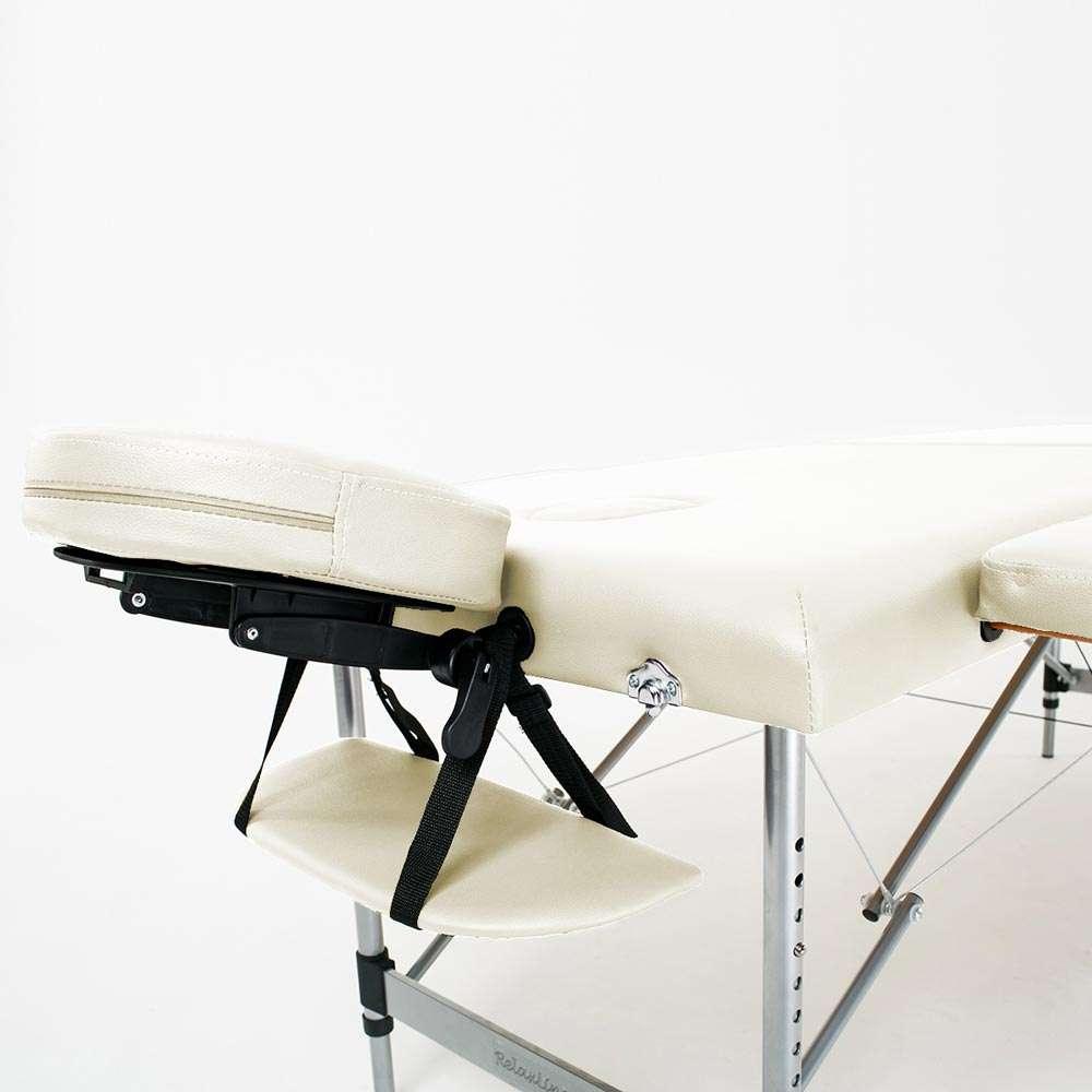 Складной 2-х секционный массажный стол RelaxLine Florence, 50118