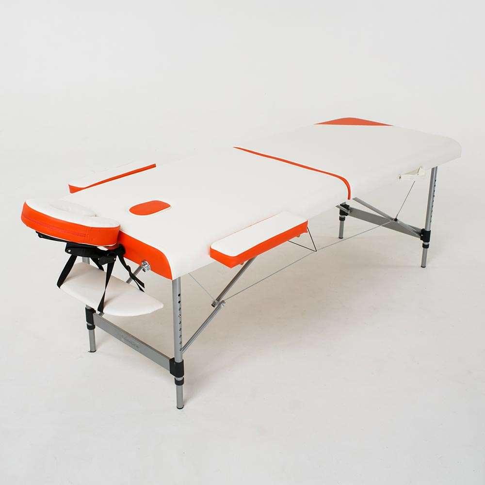 Складной 2-х секционный массажный стол RelaxLine Sonata, 50122