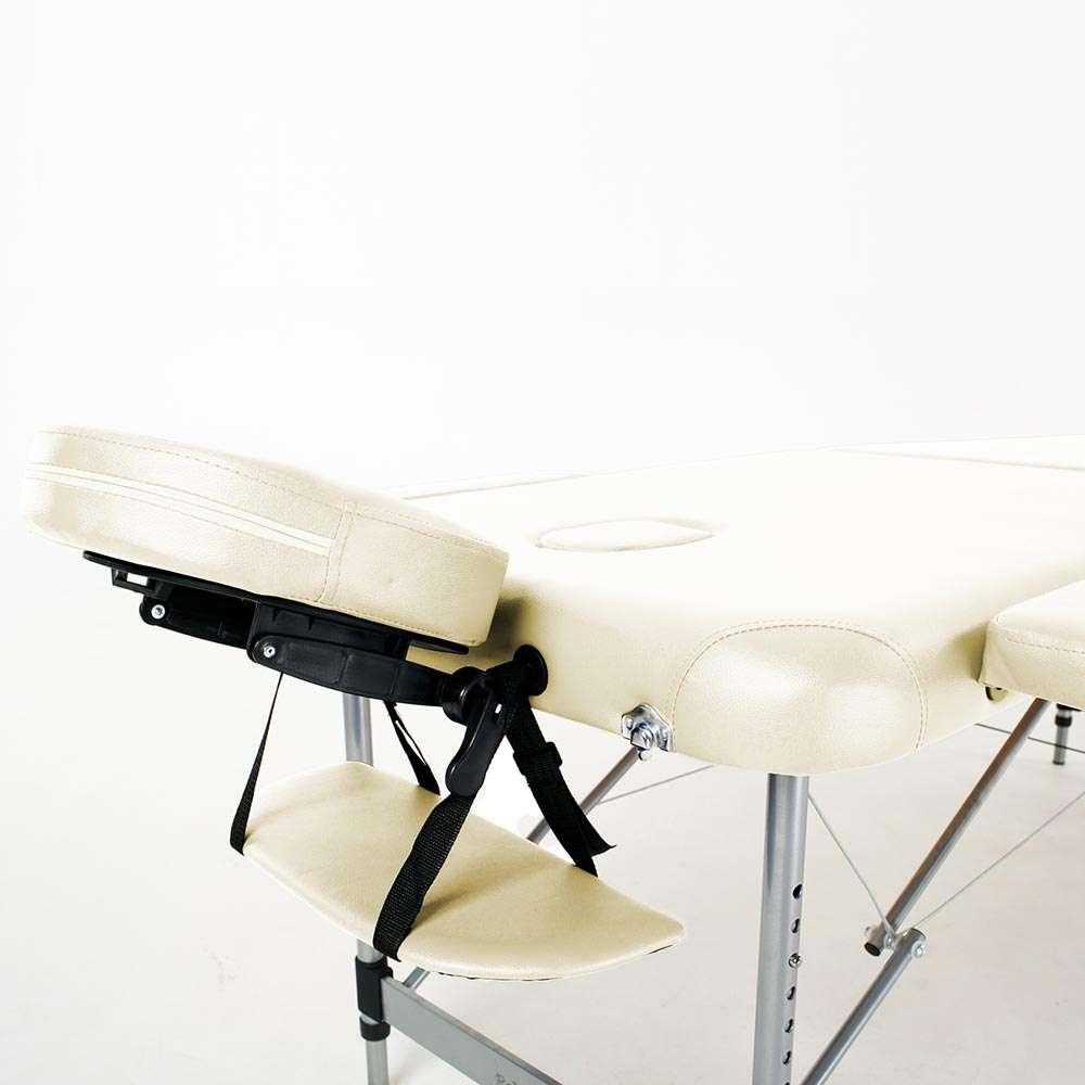 Складной 2-х секционный массажный стол RelaxLine Sirius, 50123