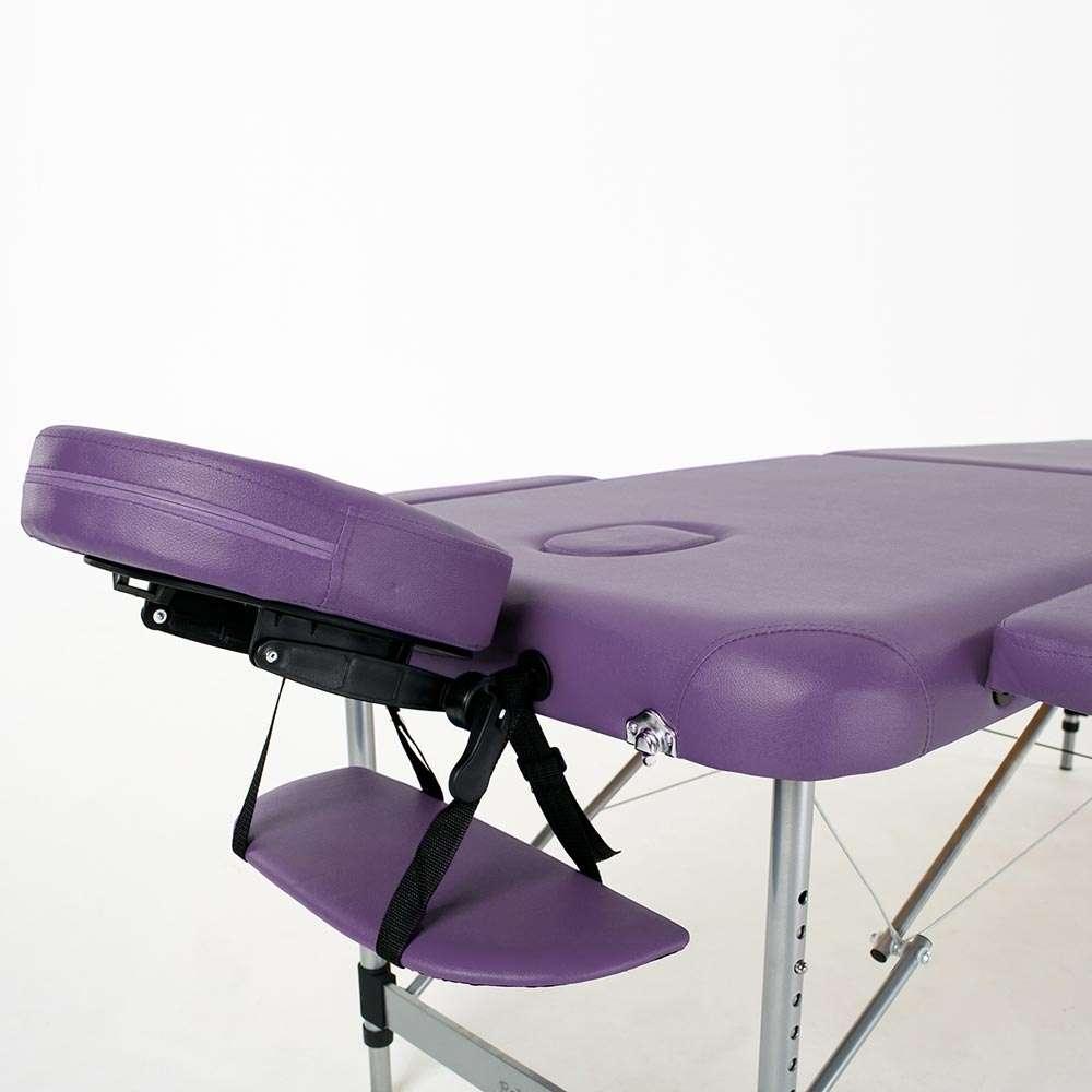 Складной 2-х секционный массажный стол RelaxLine Hawaii, 50124