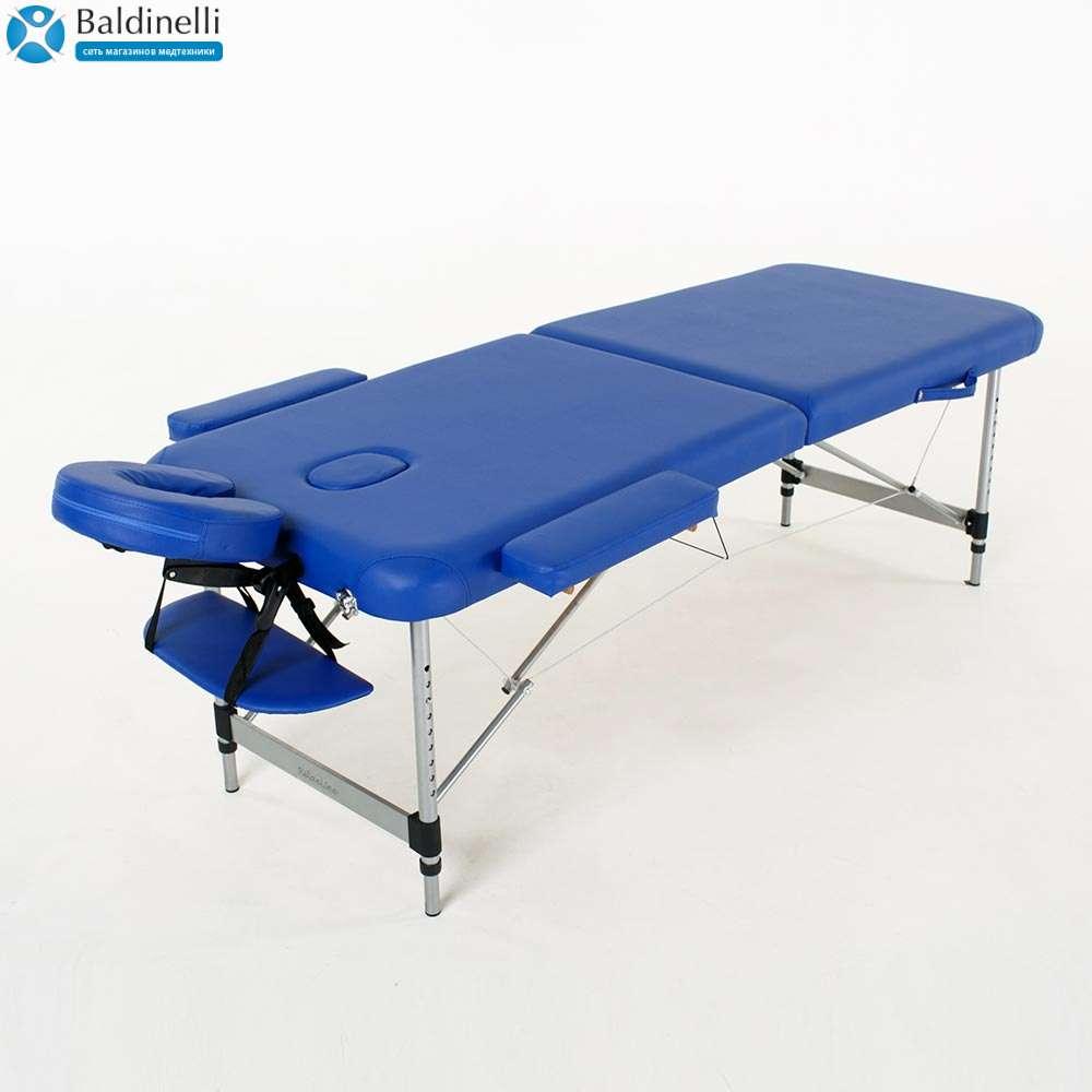 Складной 2-х секционный массажный стол RelaxLine Hawaii, 50125