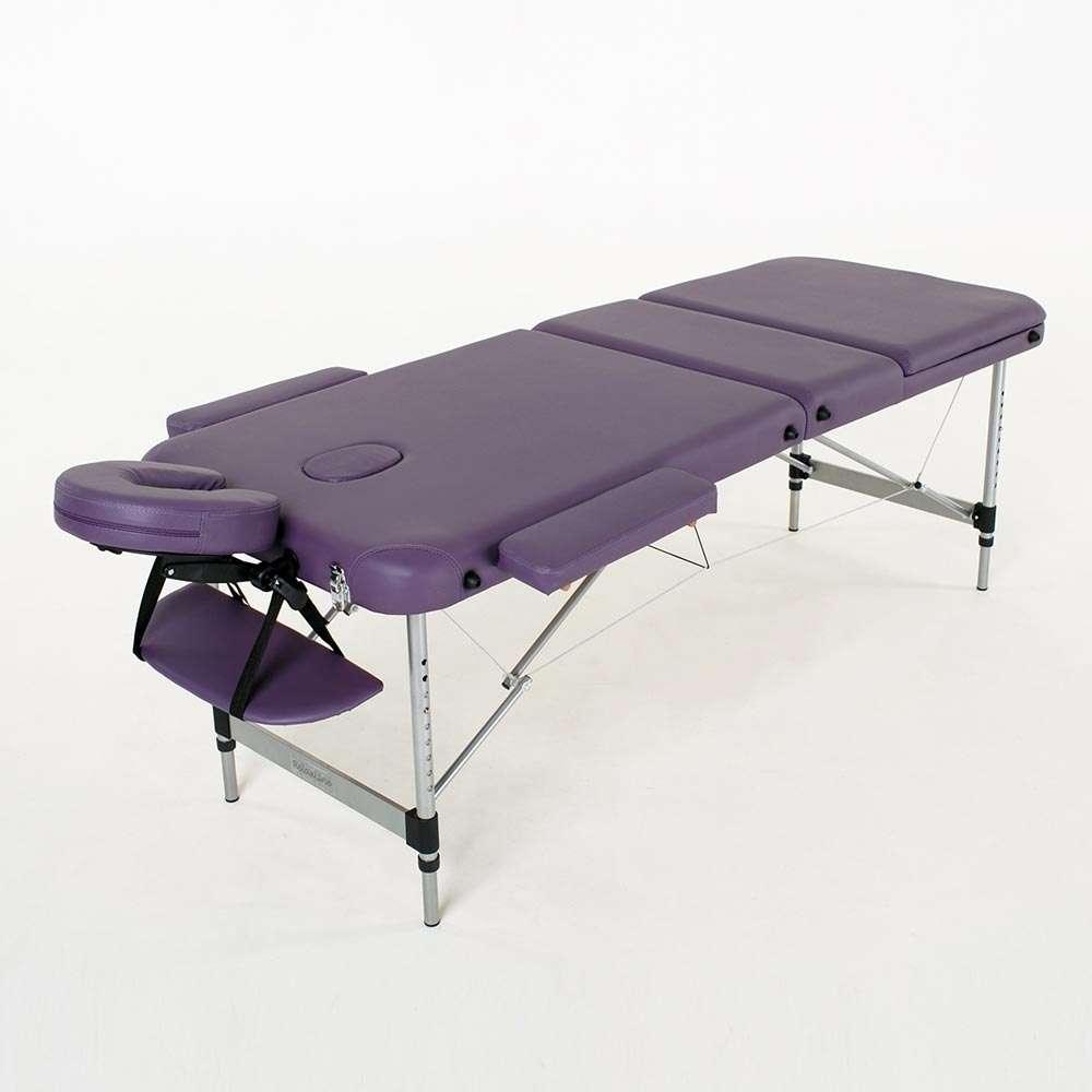 Складной 3-х секционный массажный стол RelaxLine Belize, 50130