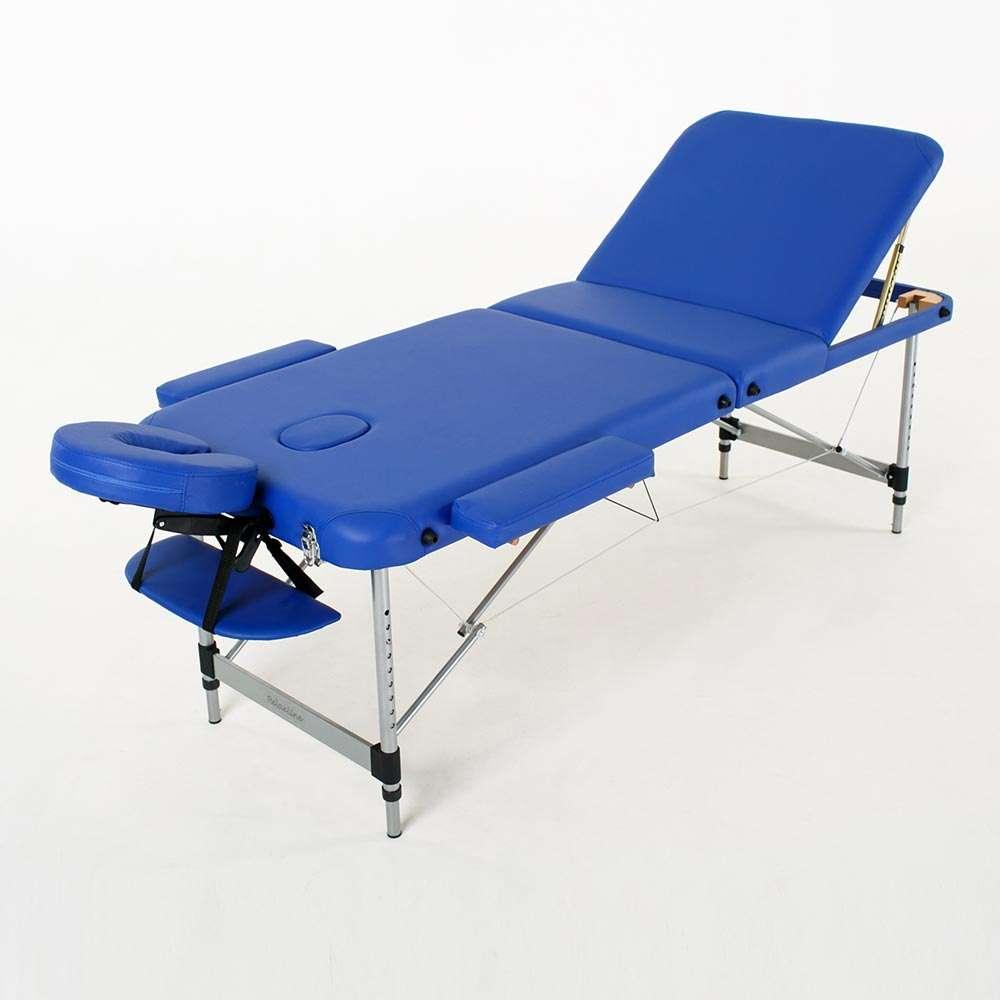 Складной 3-х секционный массажный стол RelaxLine Belize, 50132