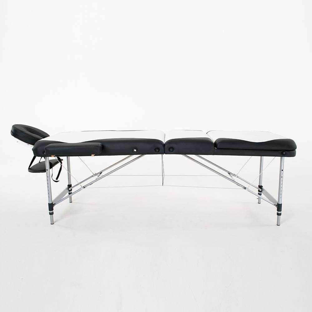 Складной 3-х секционный массажный стол RelaxLine King, 50135