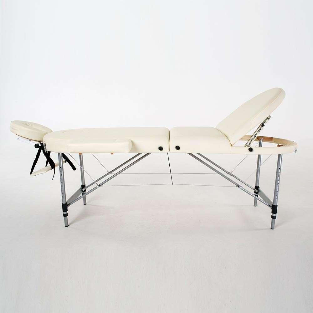 Складной 3-х секционный массажный стол RelaxLine Oasis, 50137
