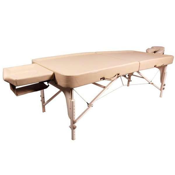 Складной 2-х-секционный массажный стол Us Medica, Bora-Bora