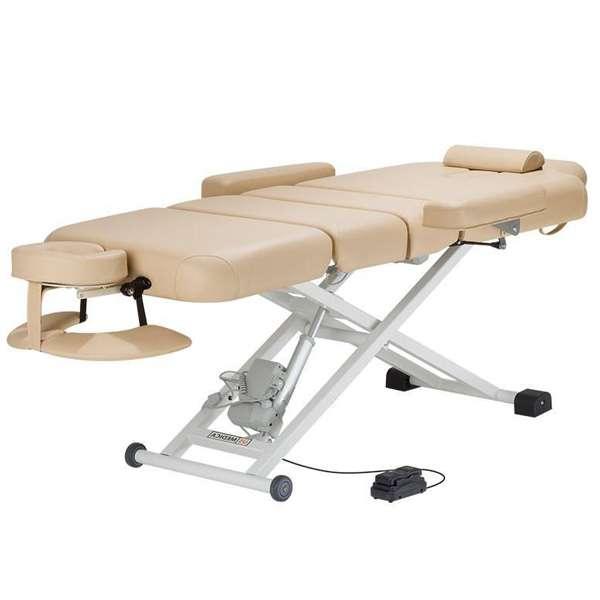 Стационарный 4-х-секционный массажный стол Us Medica, Lux