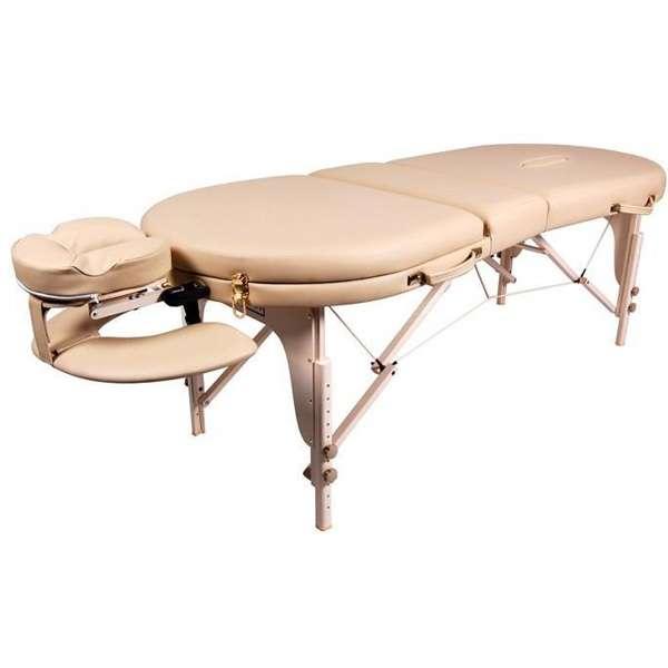 Складной 3-х-секционный массажный стол Us Medica, Malibu