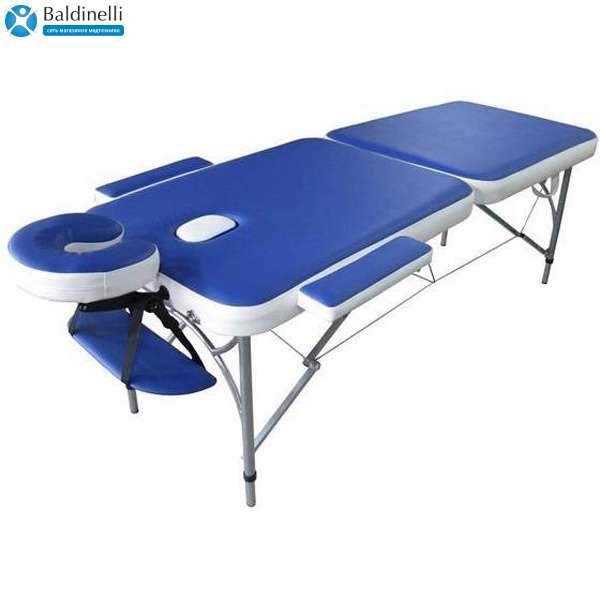 Складной 2-х-секционный массажный стол Us Medica, Marino