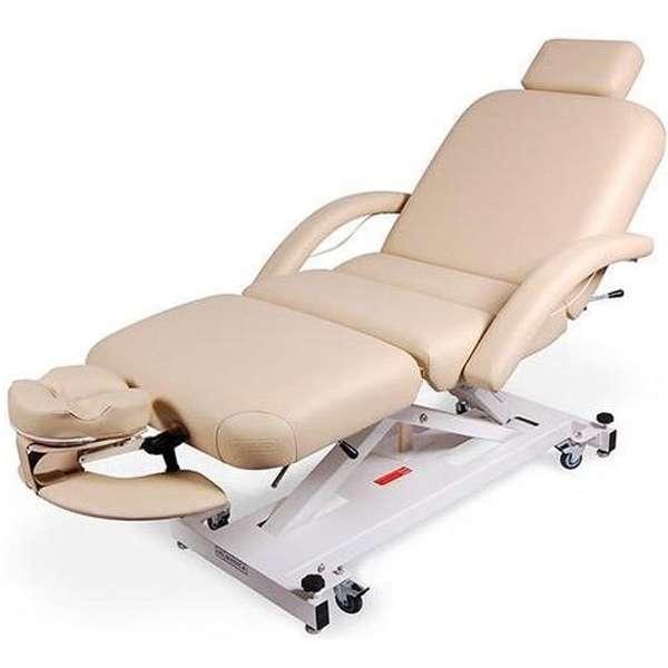 Стационарный 3-х-секционный массажный стол Us Medica, Profi
