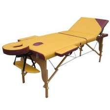 Складной 3-х-секционный массажный стол Us Medica, Sakura