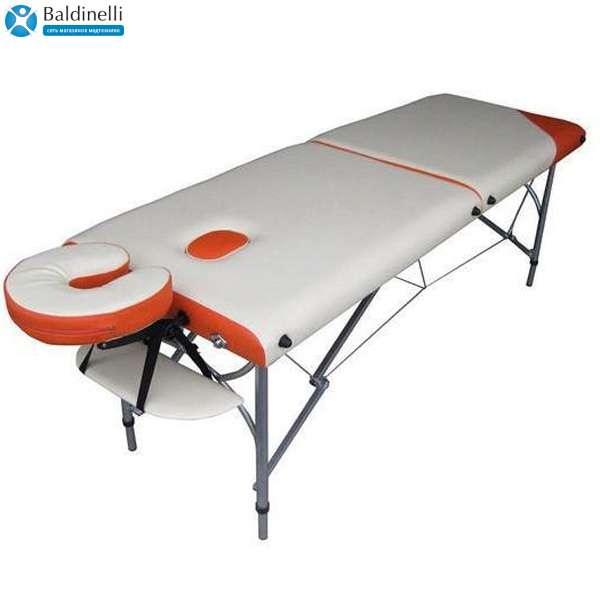 Складной 2-х-секционный массажный стол Us Medica, Super light