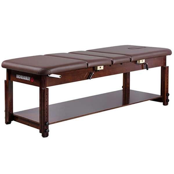 Стационарный 4-х-секционный массажный стол Yamaguchi, Naomi