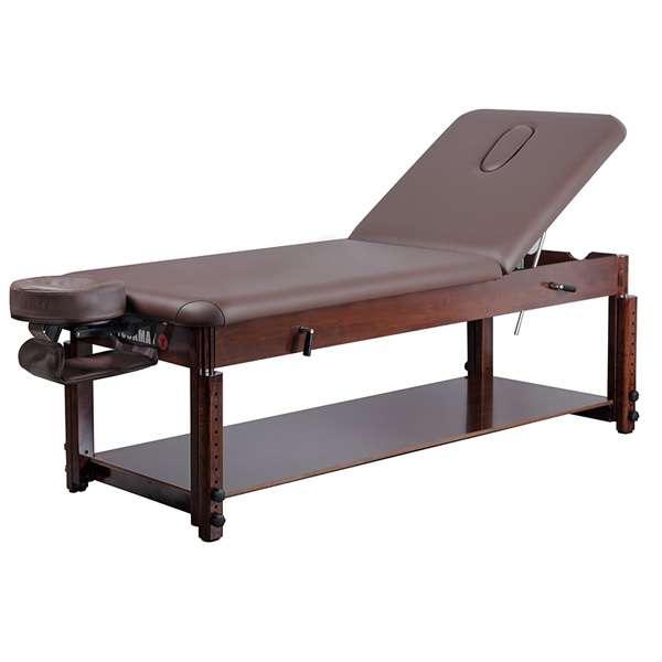 Стационарный 2-х-секционный массажный стол Yamaguchi, Takaido