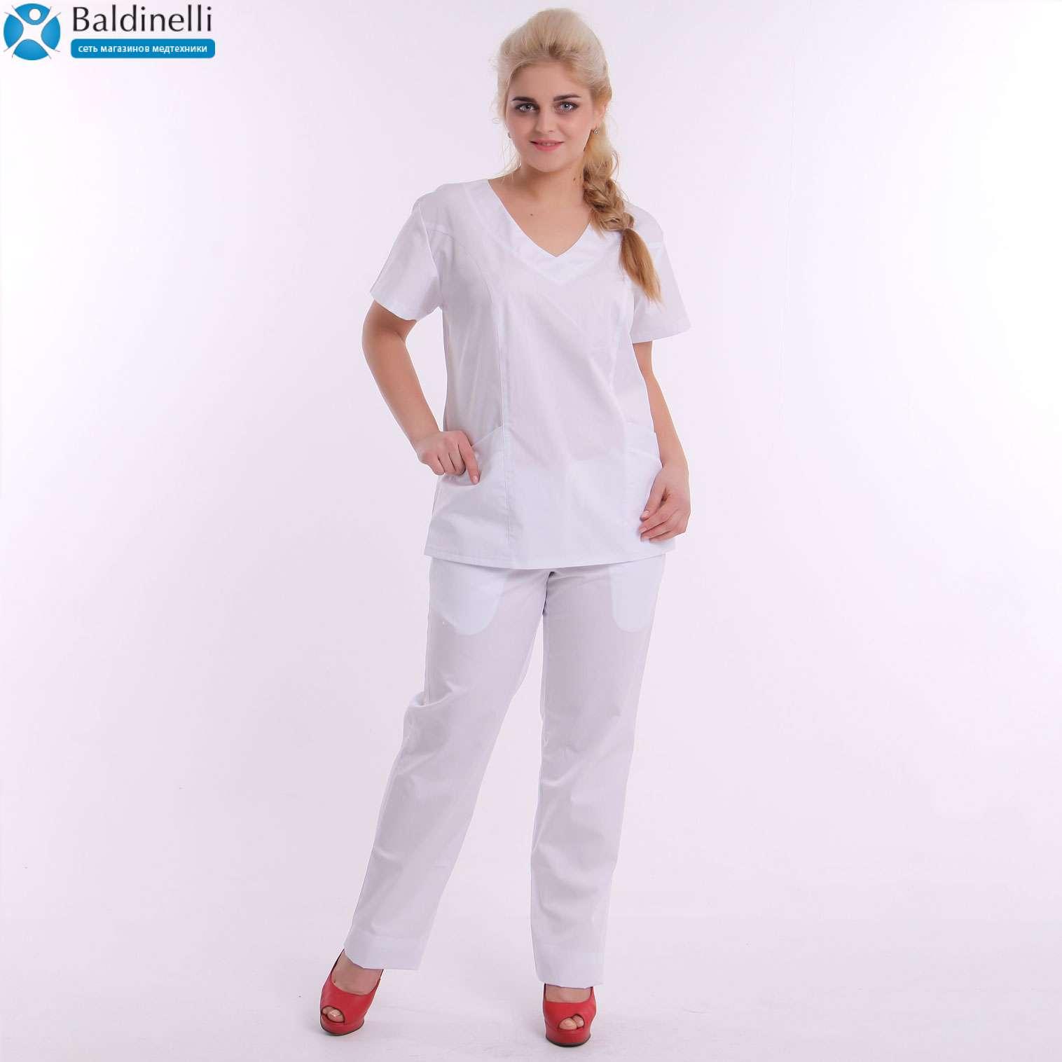 Медицинский костюм, ТМ ZORYANA «Сильва»