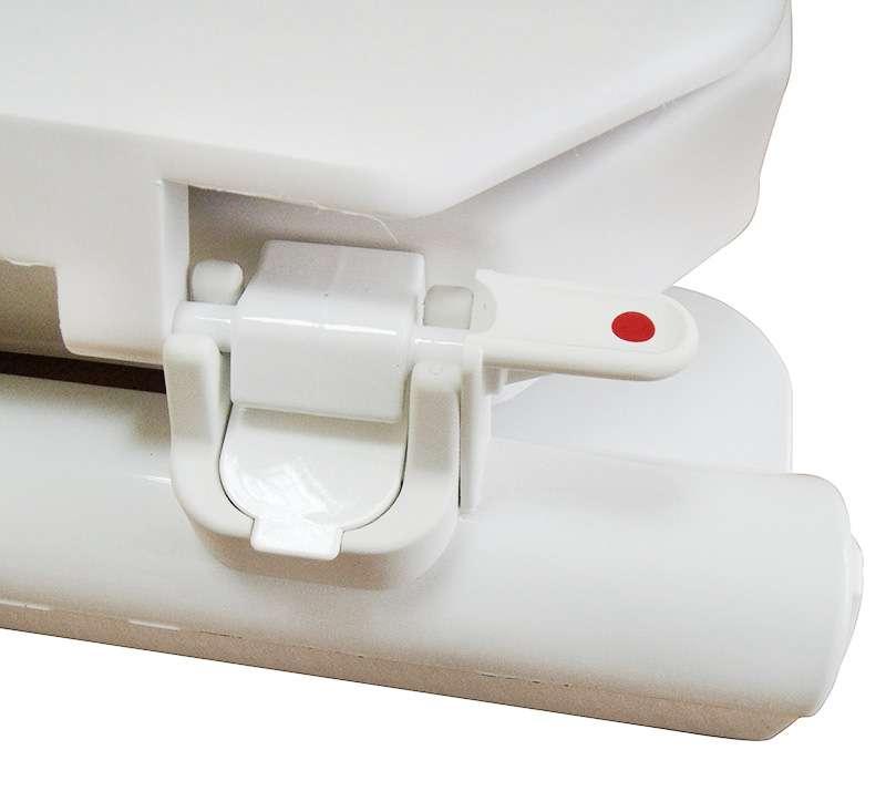 Насадка на унитаз Etac Hi-Loo 6 см с крышкой