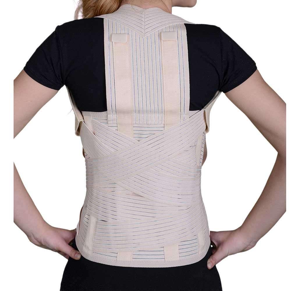 Бандаж для грудного и поясничного отделов ARC330К