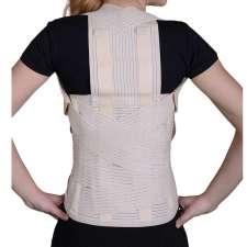 Бандаж для грудного и поясничного отделов, ARC330К