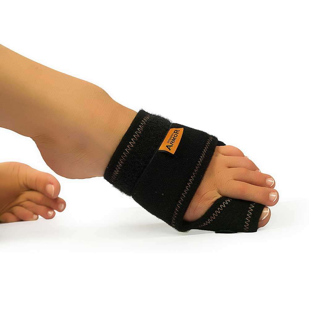 Бандаж при вальгусной деформации сустава большого пальца стопы ARF12