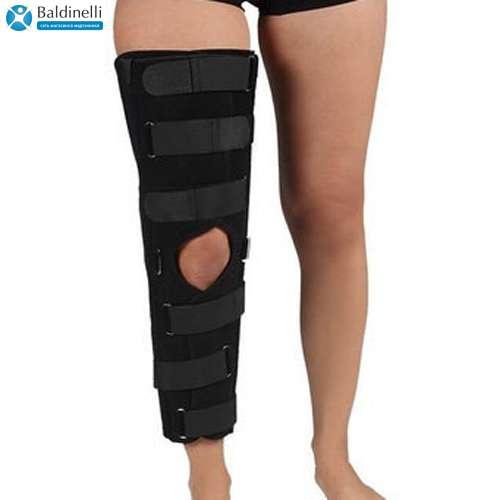 Фиксатор универсальный для коленного сустава разъемный (тутор) ARMOR ARK1045
