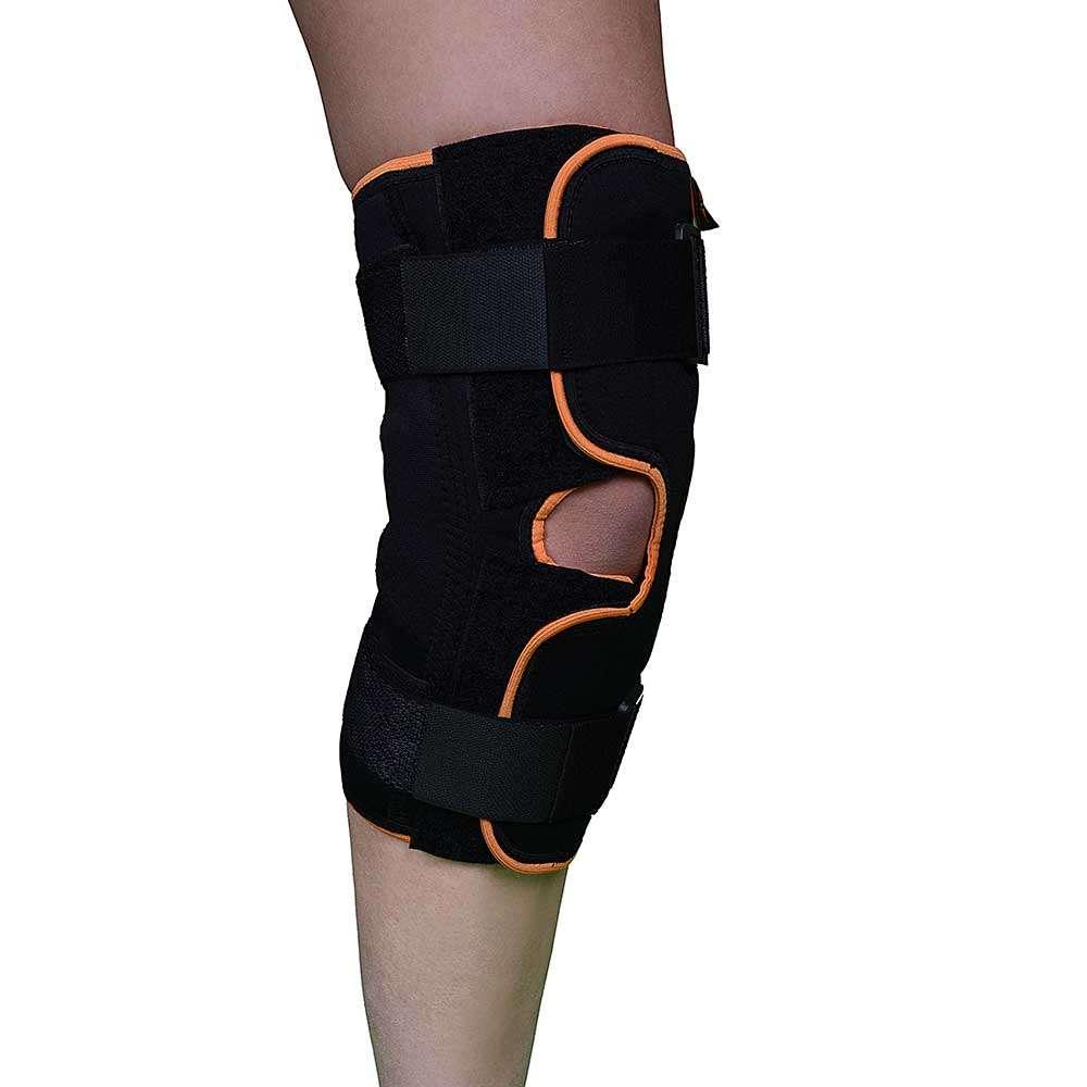 Бандаж для коленного сустава разъемный ARК2104-АK