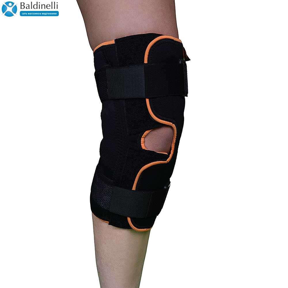 Бандаж для коленного сустава разъемный, ARК2104-АK